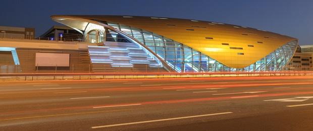 5 weitere Dubai-Metro-Stationen