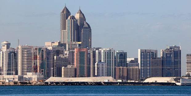Abu Dhabi rettet Dubai