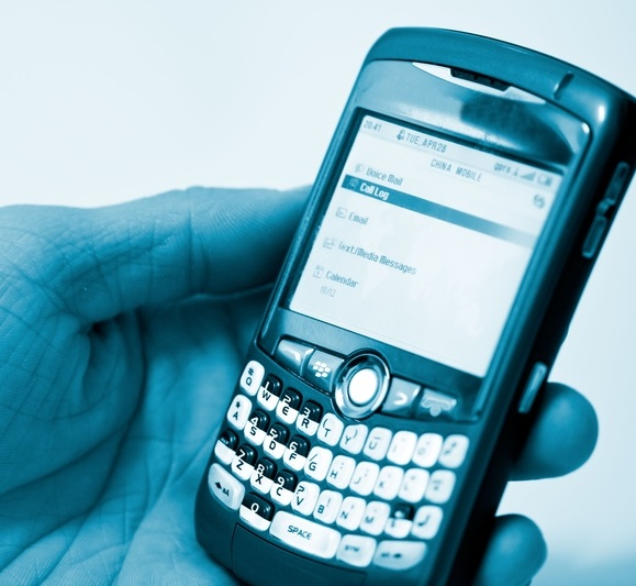 BlackBerry Sperrung