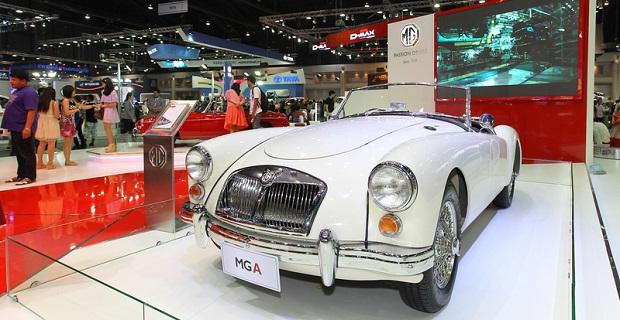 Das war die Dubai Motorshow 2009