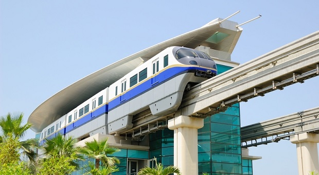 Dubai Metro Eröffnung