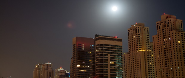Earth Hour sparte 170.000 Kilowattstunden in Dubai