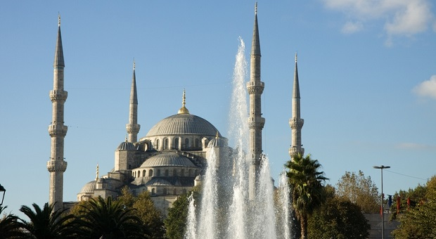 Ende des Ramadan 2010