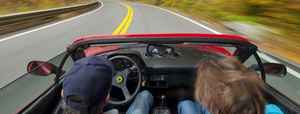 Ferrari-Tour durch Europa