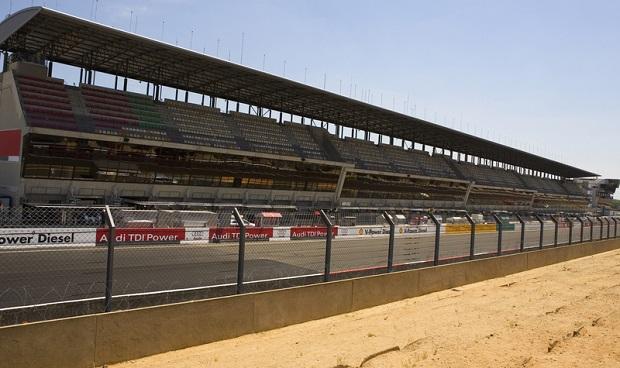 Formel 1 in Abu Dhabi 2010