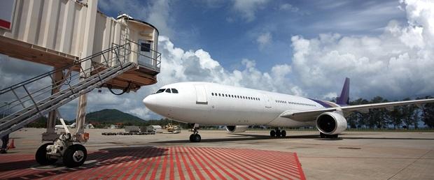 Langstreckenflug von Berlin nach Dubai
