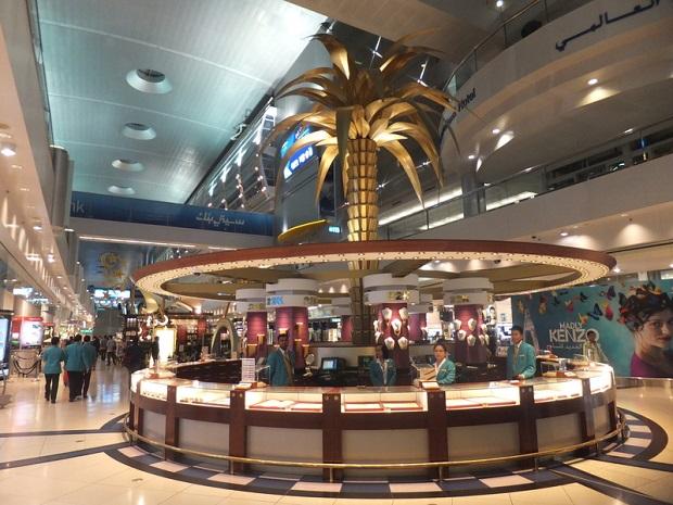 Schneller Wachstum am Dubai Airport