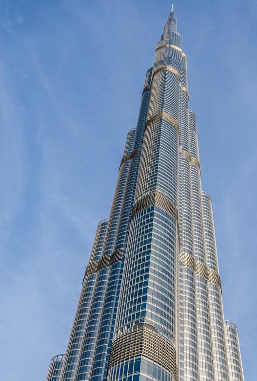 Selbstmord vom Burj Khalifa