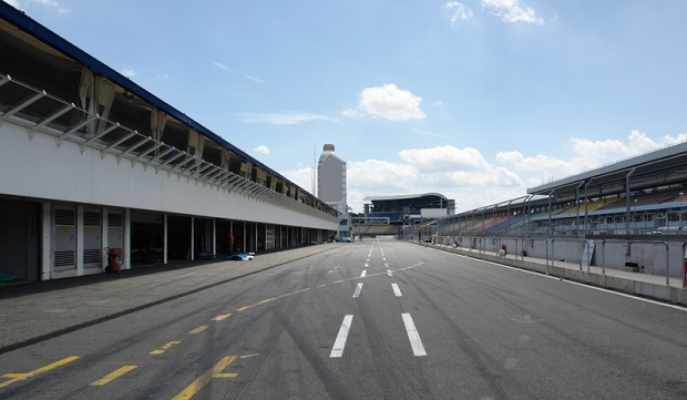 Symbolbild Formel 1 Abu Dhabi Symbolbild