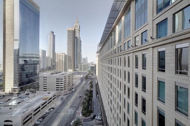 Dubai die Wüstenmetropole