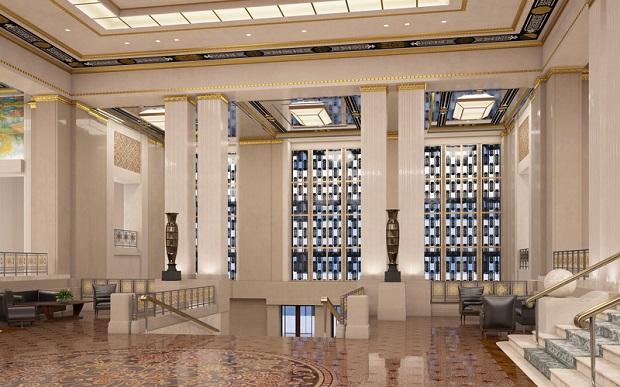 Erstes Armani Hotel eröffnet