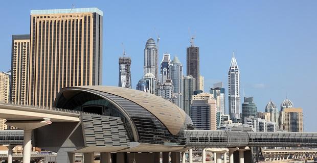 Kein Stop beim Bau der Dubai Metro