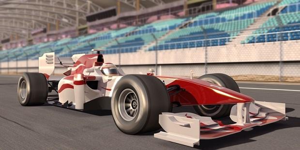 Während der Formel 1