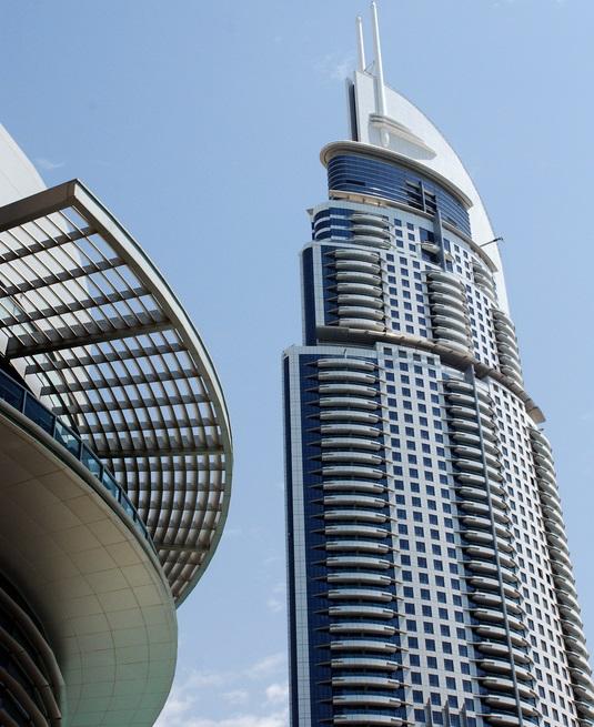 Wohnung im Burj Khalifa