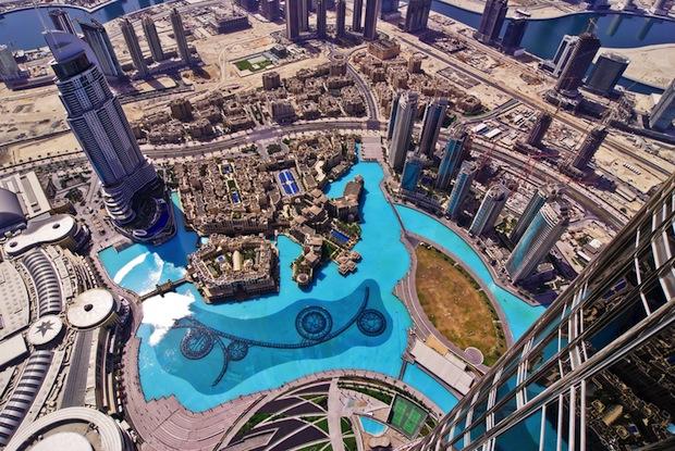 beste Reisezeit in Dubai